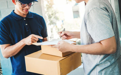 Livraison colis postal en France à partir d'un pays hors union européenne